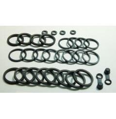 Kit réparation étrier de frein avant moto pour ZX6R (00-02) ZX7R (96-00) ZX9R (02) ZRX1100 (97-00) ZX12R (00)