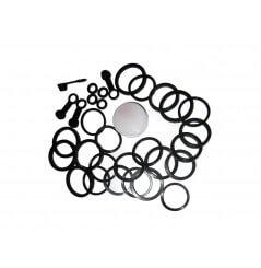 Kit réparation étrier de frein avant moto pour ZX6R (00-02) ZX7R (96-00) ZX9R (96-01) ZRX1100 (97-00) ZX12R (00)