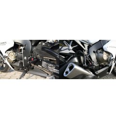 Commande reculées LSL 2Slide Honda CBR 1000 RR 04/07