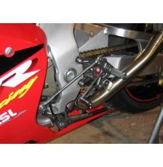 Commande reculées LSL 2Slide Honda VTR 1000 SP1 SP2 00/04