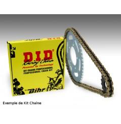 Kit Chaîne Renforcé DID / PBR pour Husqvarna TE125 (14-18) TX125 (14-18)