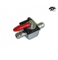 Robinet d'essence 6mm FURYTECH pour Moto - Quad
