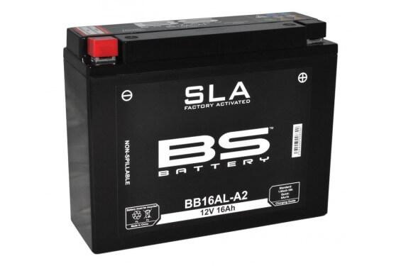Batterie Moto BS BB16AL-A2 SLA