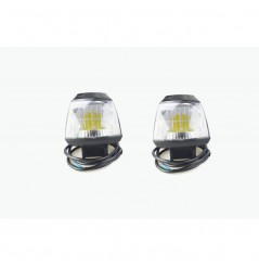 Feux Additionnels Moto Tecno Globe DUAL LED / 7