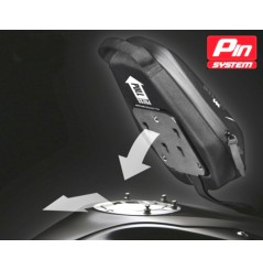 Support sacoche réservoir SHAD PIN Système pour Multistrada 950 (17-18) Multistrada 1200 (10-18)