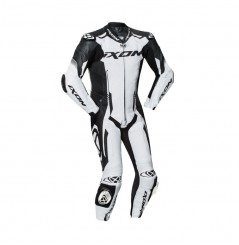 Combinaison Racing IXON VORTEX 2 Blanc - Noir