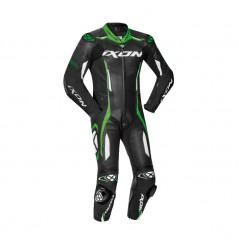 Combinaison Racing IXON VORTEX 2 Noir - Blanc - Vert