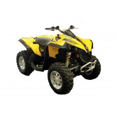Kit Extension D'Ailes D2 Pour Quad Can - Am Renegade 800 (07-15) Renegade 850 (16-17) Renegade 1000 (13-16)