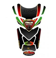 Protection de Réservoir Universel Moto Noir - Vert - Blanc - Rouge pour DUCATI