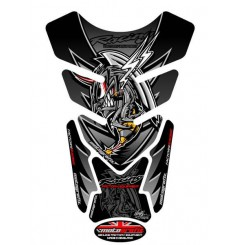 Protection de Réservoir Universel Moto Noir pour HONDA