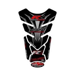 Protection de Réservoir Universel Moto Noir - Gris pour HONDA