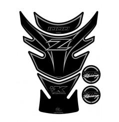 Protection de Réservoir Moto Noir pour KAWASAKI Z 1000 (10-17)