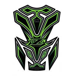 Protection de Réservoir Moto Vert pour KAWASAKI Z 1000 SX (11-19)