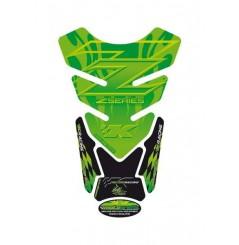 Protection de Réservoir Moto Universel Vert pour KAWASAKI