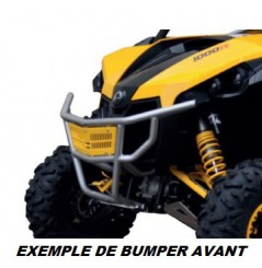 Bumper ART Pour SSV Can Am 1000 Maverick (13-16)