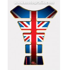 Protection de Réservoir Moto Universel UNION JACK