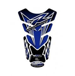 Protection de Réservoir Moto Universel Bleu pour YAMAHA