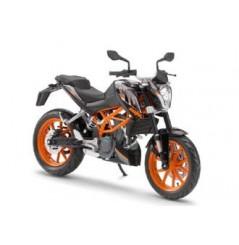 Maquette Moto 1/12 ème KTM 390 DUKE