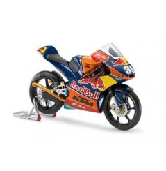Maquette Moto 1/12 ème KTM MOTO 3 RC 250 R N°39 SALOM