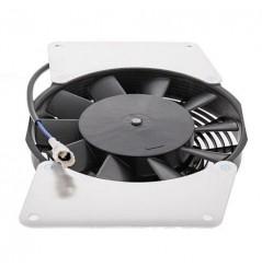 Ventilateur de Radiateur Quad pour Yamaha Grizzly 550 (09-11) Grizzly 700 (07-11)
