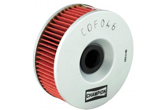 Filtre à huile Moto Champion COF046