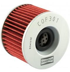Filtre à huile Moto Champion COF301
