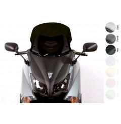 Bulle Sport Fumée Scooter MRA pour Yamaha T-Max 530 12-16