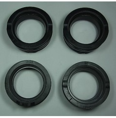 Kit pipes d'admission Moto pour Hayabusa (08-11), B-King (08-10)