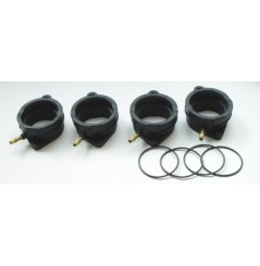 Kit pipes d'admission Moto pour ZZR1100 (90-98)