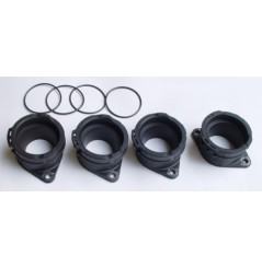 Kit pipes d'admission Moto pour ZX9R (98-01)