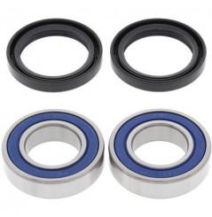 Kit Roulement de roue Avant moto All Balls pour RSV 1000 (00-09)