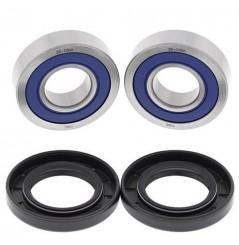 Kit Roulement de roue Avant moto All Balls CBF500 (04-06) Hornet 600 (02-14) CBR600F4 (01-06) Hornet 900 (02-07)