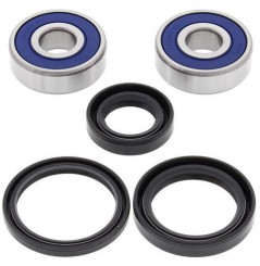 Kit Roulement de roue Avant moto All Balls CB350 - CB450 - CB500 et T - GL500 - CB550