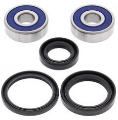 Kit Roulement de roue Avant moto All Balls CB900F et F2 - CBX1000 - GL1000 - CBX et GL1100