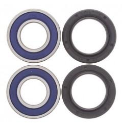 Kit Roulement de roue Avant moto All Balls CB400F - VFR400R - Hornet 600 (98-01) - CBR600F3 (95-98)