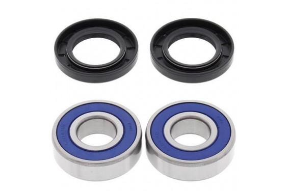 Kit Roulement de roue Avant moto All Balls CBR600F4 (99-00) CBR650F (14-16) CTX700 (14-15) NC700X et S (12-15) DN01 (08-10)