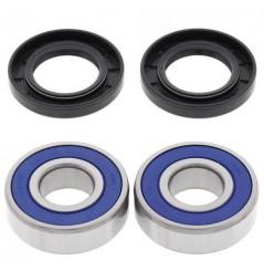 Kit Roulement de roue Avant moto All Balls VT750C (05-13) VFR800FI (98-09) CBR900RR (98-99) Varadero 1000 (99-08)