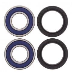 Kit Roulement de roue Avant moto All Balls ZZR600 (93-99) ZX6R (95-97) Versys 650 (07-16) ER6 (09-16) Z750 (07-12)
