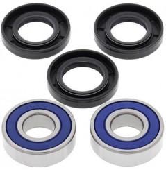 Kit Roulement de roue Avant moto All Balls GSX600F (03-06) V-Strom 650 (04-12) SV650 (03-09) GSXF750 (04-06)