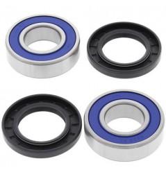 Kit Roulement de roue Avant moto All Balls GSXR1000 (01-15) V-Strom 1000 (15-16) Bandit 1250 (07-15)