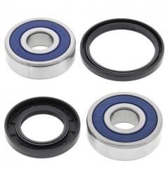 Kit Roulement de roue Avant moto All Balls XS750 - TDM850 - XJ900 - XS1100 - Vmax1200 - XVZ1300