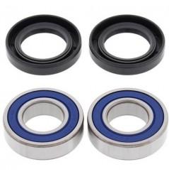Roulements de roue Avant All Balls pour YZF-R6 (99-16) Fazer 600 (01-15) YZF-R1 (98-14) Fazer 1000 (01-16) XTZ 1200 (12-16)