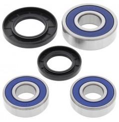 Kit Roulement de roue Arrière moto All Balls Bandit 650 (05-10) GSXF650 (08-10) Gladius650 (09-15) GSXR750 (93-95)