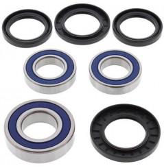 Kit Roulement de roue Arrière moto All Balls GSX-R 600 (01-09) GSX-R 750 (00-09) GSX-R 1000 (01-15) Hayabusa (08-16)
