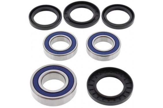 kit roulement de roue arri re moto all balls bmw f650gs 10 street moto piece. Black Bedroom Furniture Sets. Home Design Ideas
