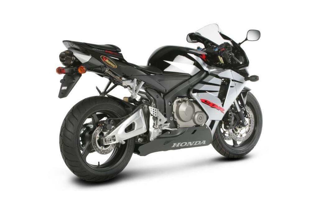 silencieux carbone akrapovic homologu honda cbr 600 rr de 2006 street moto piece. Black Bedroom Furniture Sets. Home Design Ideas