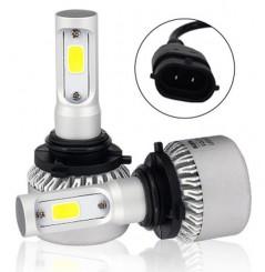 Ampoules LED Ventilées 360° Moto HB3 9005 75W Compactes NEXT TECH