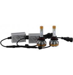 Ampoules LED Ventilées 360° Moto HB4 9006 55W Canbus NEXT TECH