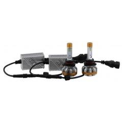 Ampoules LED Ventilées 360° Moto HB3 9005 55W Canbus NEXT TECH