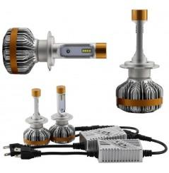 Ampoules LED Ventilées 360° Moto H7 55W Canbus NEXT TECH